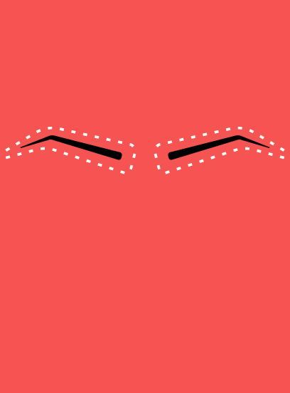 The True Story Of Eyebrow Transplants+#refinery29