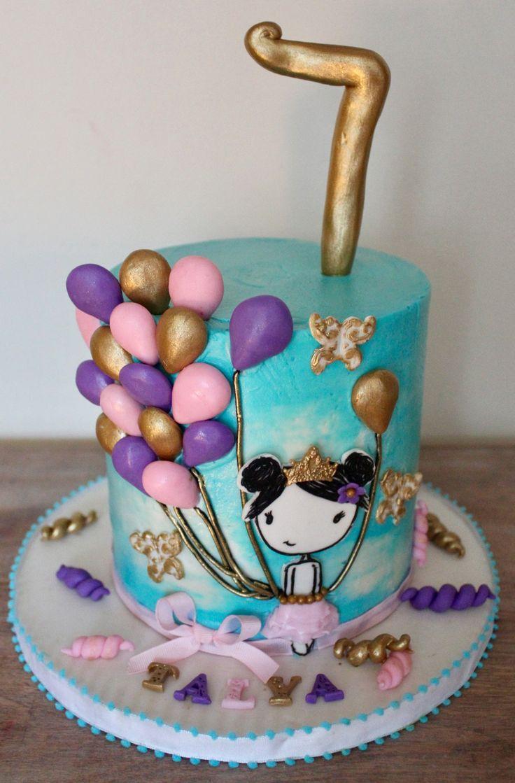 80 best Kids Birthday Cakes images on Pinterest Baby birthday