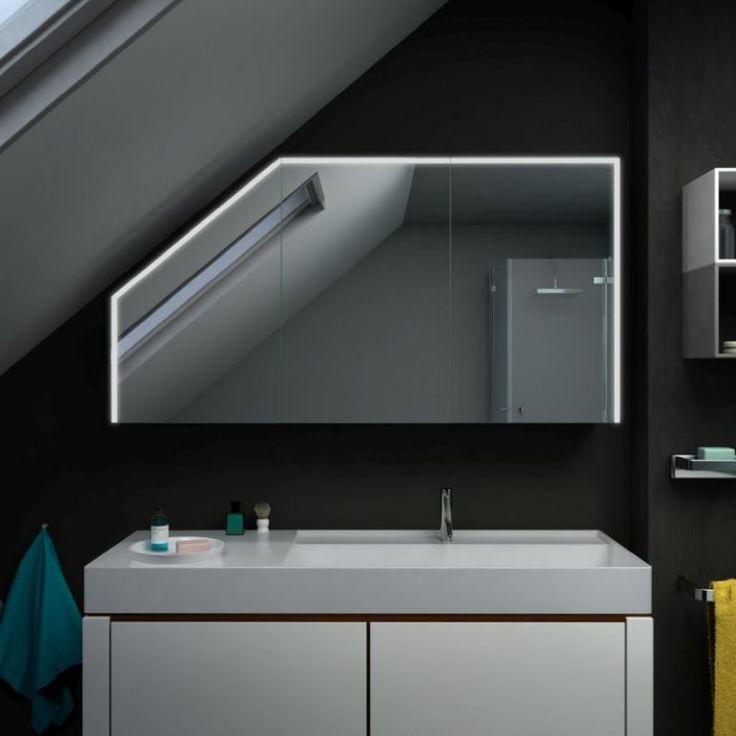 phönix  dachschrägen spiegelschrank kaufen in 2020