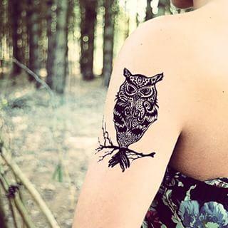 Detallados.   31 Tatuajes temporales perfectos para los indecisos