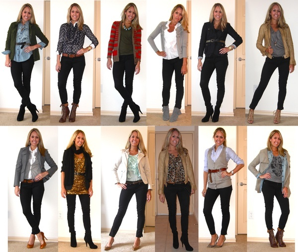 78  images about Skinny Jeans Outfits on Pinterest | Simple tunic ...