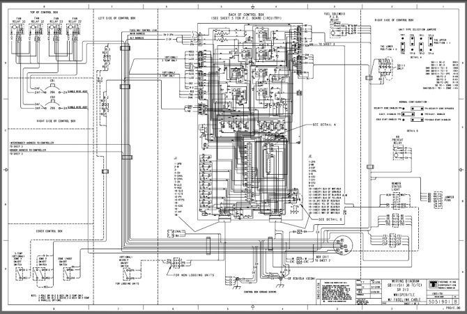 Clark Forklift Wiring Diagram Page And Schematics