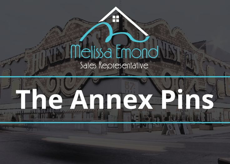 Just the cover photo for my The Annex pins.