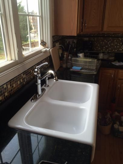 1000 ideas about Double Bowl Kitchen Sink on Pinterest
