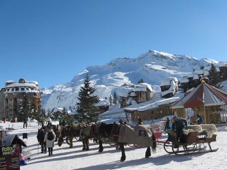 Avoriaz-Ski-Resort-France