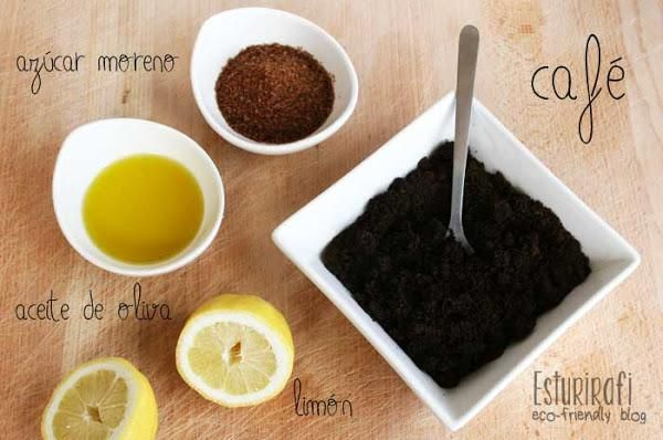 Si te perdiste el exfoliante casero natural de café, te lo volvemos a recordar en este post