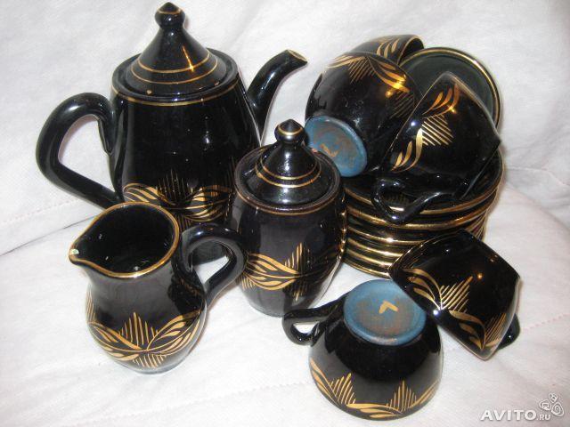 Кофейные сервизы - Сообщество для тех, кто коллекционирует чайники
