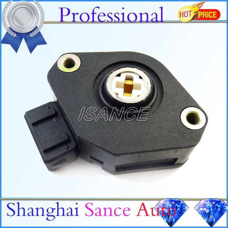 ISANCE Throttle Position Sensor TPS 037907385N / 037 907 385 N For VW Golf Jetta GL GLX Passat Cabrio L4 1993 1994 1995 1996