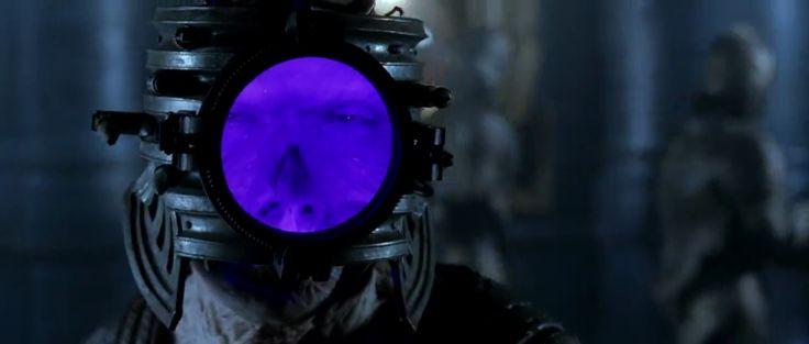 Chronicles of Riddick. Necromonger Lenses' helmet