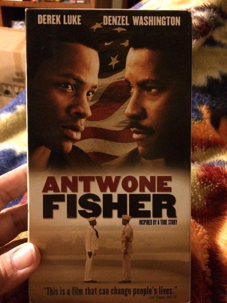 Antwone Fisher (VHS, 2002). Denzel Washington, Derek Luke    eBay