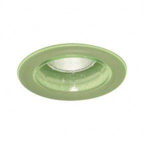 Light Green 6 Inch Decorative Glass Trim Minka Lavery Low