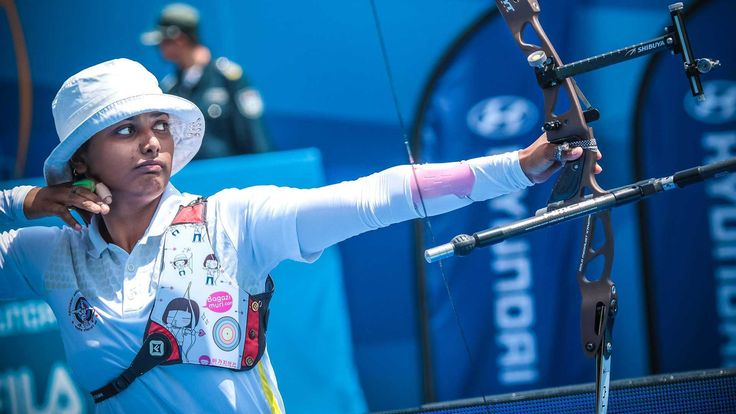 Deepika Kumari makes it to the Pre-Quarters round at Rio Olympics 2016