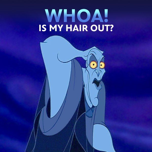 My all time favorite villain is Hades from the movie Hercules. He has so much sass and he's hilarious.