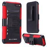 Fire Phone Case - BUDDIBOX Amazon Fire Phone Case ARMOcase Series Belt Clip Holster with Kickstand Case for Amazon Fire Phone with HD Screen Protector (Red) - http://www.knockoffrate.com/cell-phones-accessories/fire-phone-case-buddibox-amazon-fire-phone-case-armocase-series-belt-clip-holster-with-kickstand-case-for-amazon-fire-phone-with-hd-screen-protector-red/