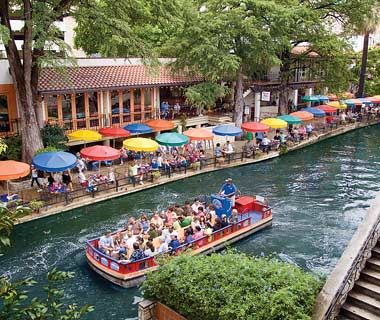 America's Best Cities for Fall Travel: No. 14 San Antonio.   After the Alamo-touring family vacationers go home, the parties near the Riverwalk really get started. Beyond Oktoberfest, autumn brings the Mexican-influenced Day of the Dead, the International Accordion Festival, and November's Wurstfest, a 10-day celebration of all things sausage. Jeans and maybe a sweatshirt are pretty much always appropriate attire: voters found the locals here to be friendly but not super-stylish.