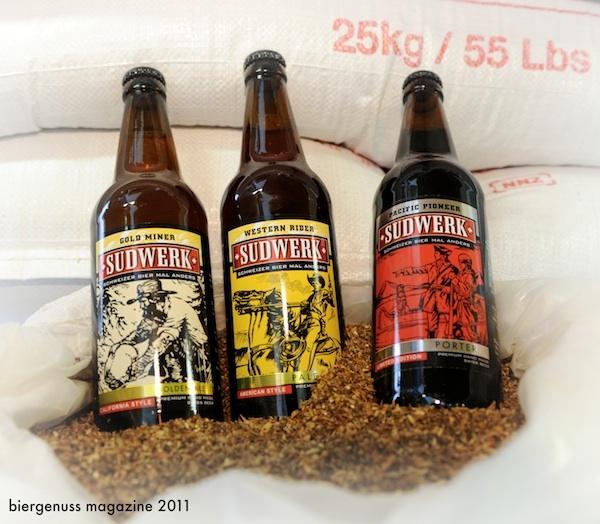 Sudwerk Swiss Beer