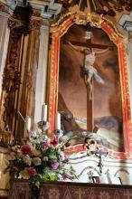 A feldíszített nyíregyházi Nagytemplom – képriport | Magyarországi Evangélikus Egyház Sztankó Gyöngyi munkái