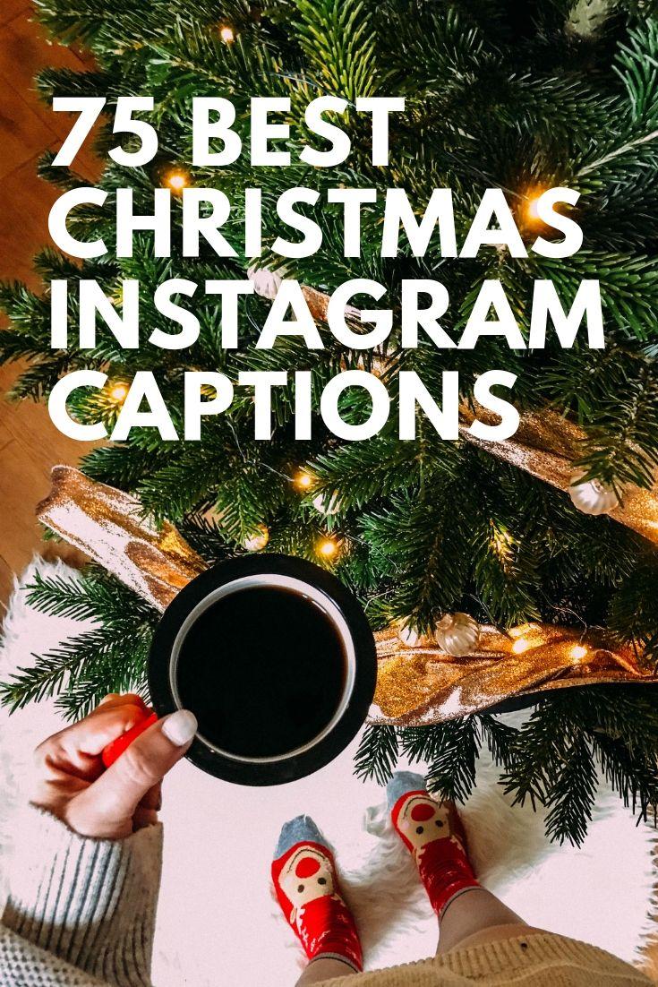The Best Christmas Instagram Captions Christmas captions