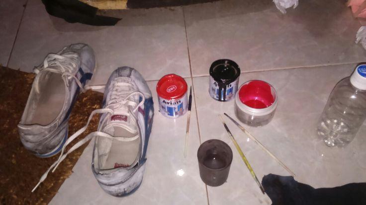 Service shoes 😎