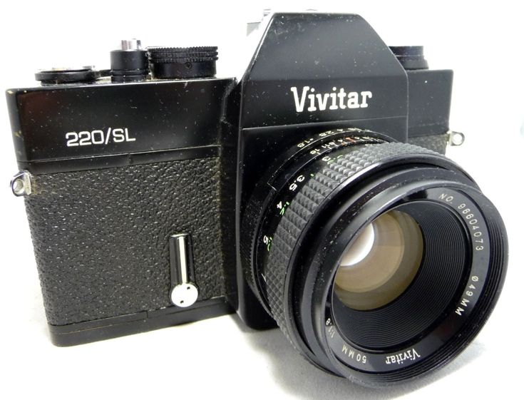 Vivitar 220 SL