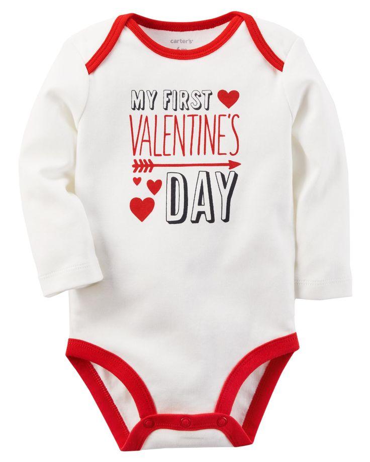 Valentines Day Collectible Bodysuit Baby Stuff Pinterest