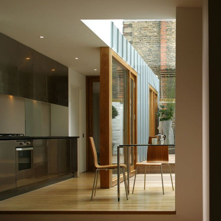 874 best images about side return extension on pinterest for Funky house london
