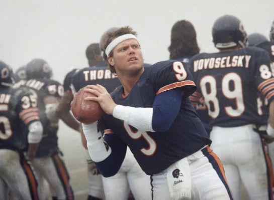 Former Chicago Bears Quarterback