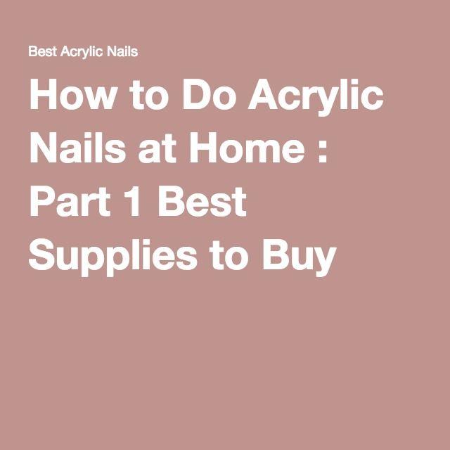 Best 25+ Acrylic nail supplies ideas only on Pinterest   Acrylic ...