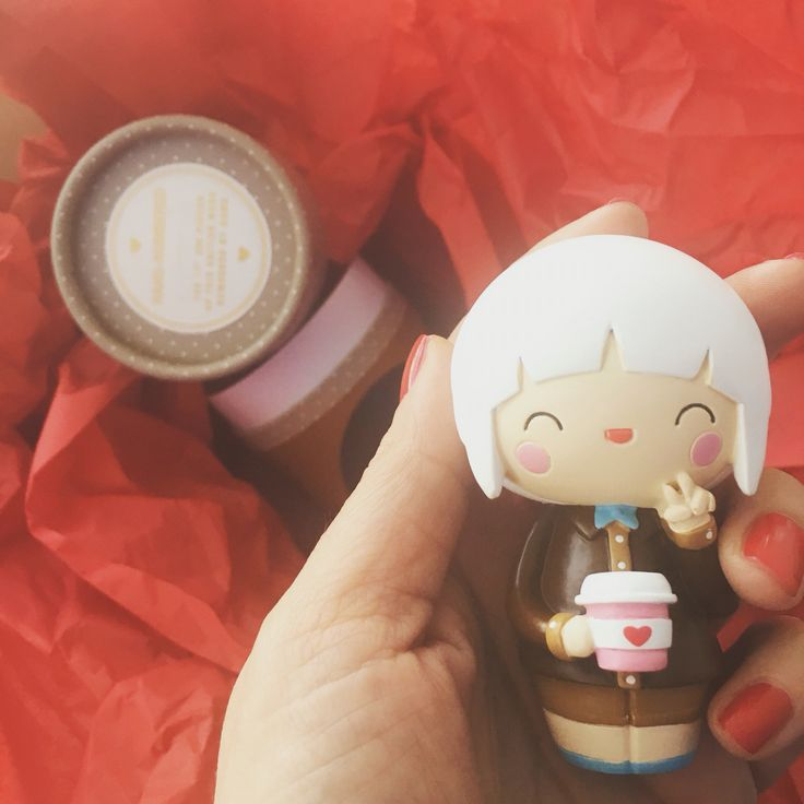 Happy Bean 'Coffee Bean' momiji