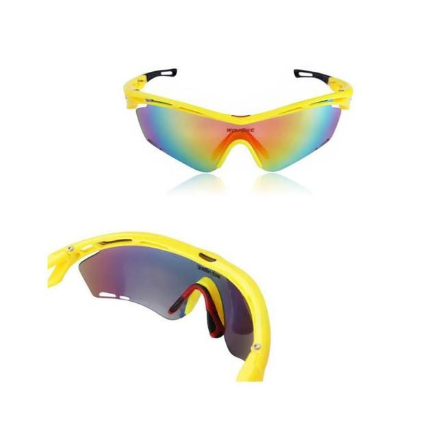 High Quality Camping Hiking Travel Cycling Sunglasses Bike Goggles Outdoor Sports Glasses #