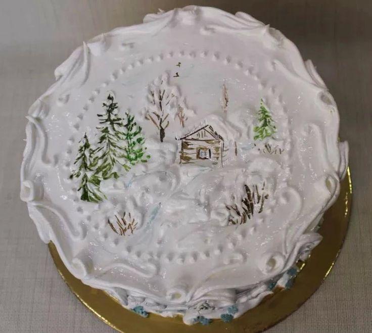 Яна Березовская (торты на заказ Винница). 40 лет. Место проживания - Винница, Украина