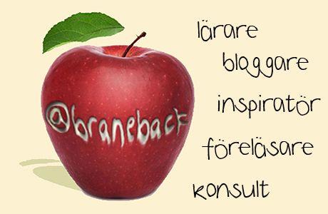 Karin Brånebacks blogg -Kilskrift Mycket kring det flippade klassrummet!