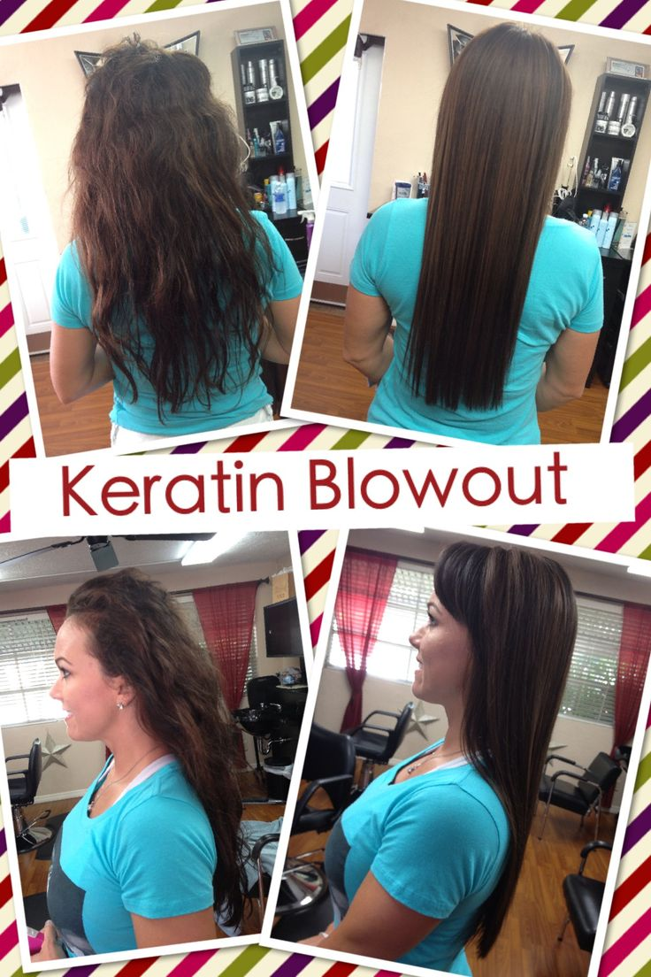 Can't wait to do this next week!  Keratin Blowout