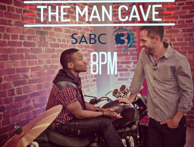 This week on The Man Cave we bring you a whole new adventure with Lunga Shabalala & Janez Vermeiren , Wednesday at 8pm on SABC 3.  What have you loved most about the show so far? The guest stars, DIY with Aidan Bennetts Design and Builders Warehouse, the beautiful cars, or our Nokia Lumia Moments?