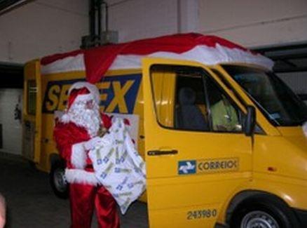 Campanha Papai Noel dos Correios começa amanhã