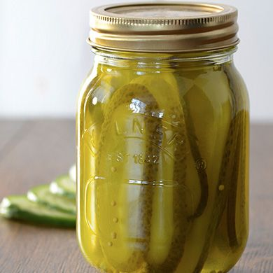 Sweet Cucumber Pickle
