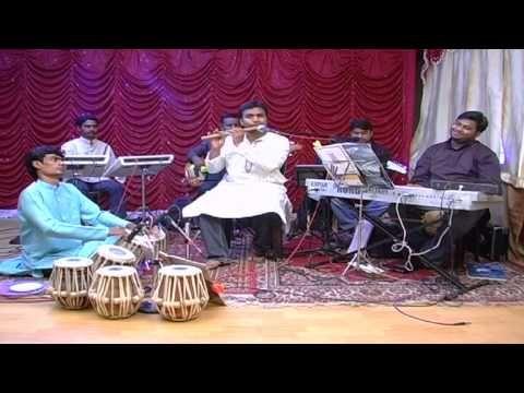 Un Paarvaiyil Oraayiram - Flute Solo By Vijay Prakash - YouTube