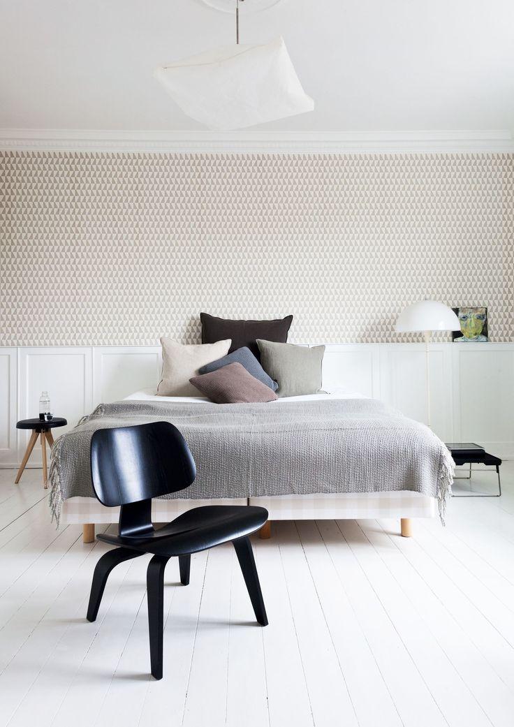 Grafikerens sort-hvide hjem | Boligmagasinet.dk