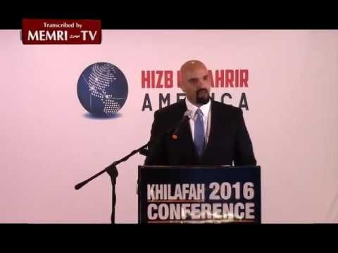 """FLASHBACK: """"Moderate rebel"""" supporter, Hizb ut-Tahrir member at Chicago conference: """"Islam is here to dominate"""" - https://www.therussophile.org/flashback-moderate-rebel-supporter-hizb-ut-tahrir-member-at-chicago-conference-islam-is-here-to-dominate.html/"""
