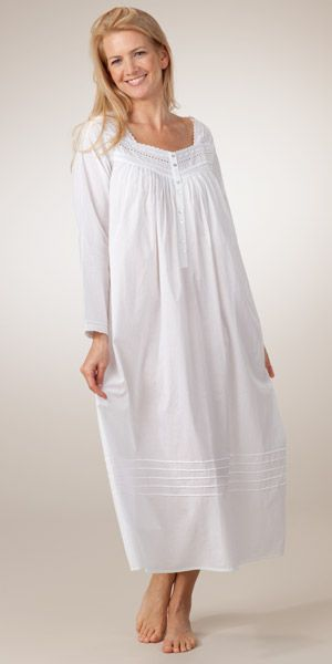 Cheap White Cotton Nightgown | Tips In Choosing The Right Shadowline Nightgowns
