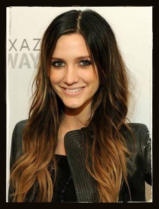 liukuvärjätyt hiukset - Google-haku
