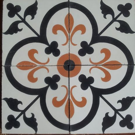 Recent Cement Tile Projects -- It's been an exciting year so far at Avente Tile.