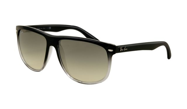 Ray Ban Sunglasses Black Frame Crystal Grey Gradient Lens, cheap * Ray Ban  Sunglasses Black Frame Crystal Brown Polarized Lens styles are par  excellence.