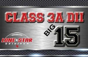 Texas high school football rankings 2014 class 3a dii