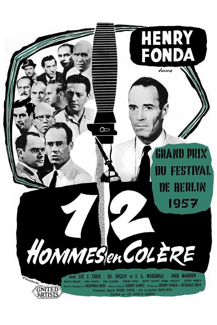 Douze hommes en colère (1957) - Regarder Films Gratuit en Ligne - Regarder Douze hommes en colère Gratuit en Ligne #DouzeHommesEnColère - http://mwfo.pro/14778