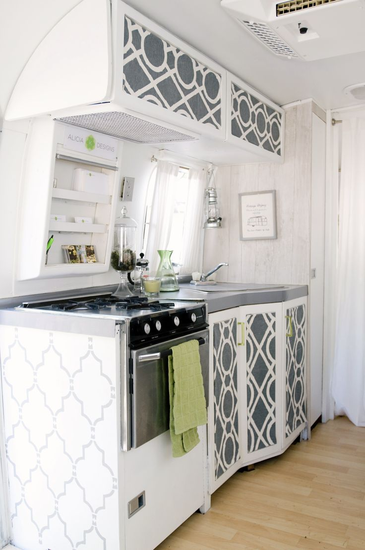 161 best Ideas for caravans and small spaces images on Pinterest ...