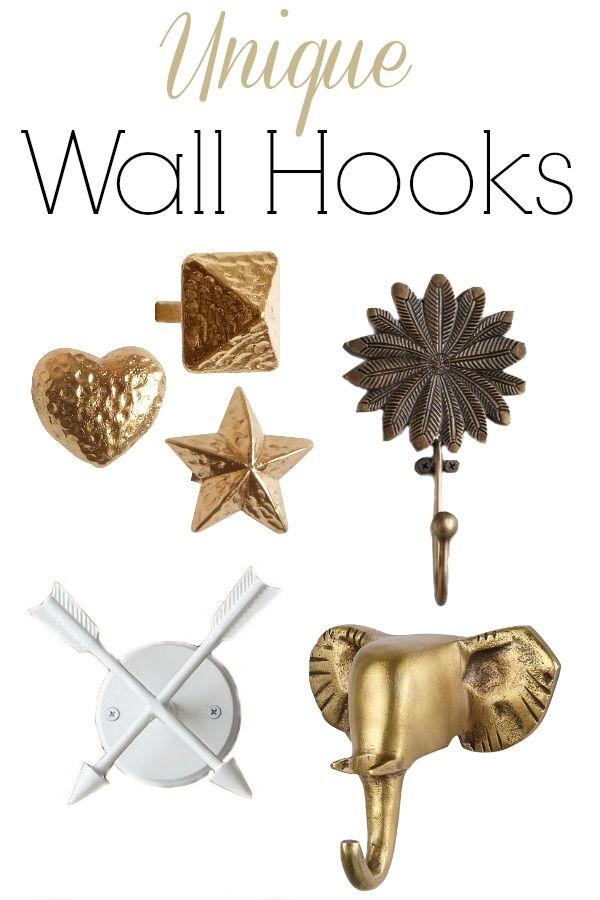 31 Best Garden Wall Hooks Images On Pinterest Cast Iron