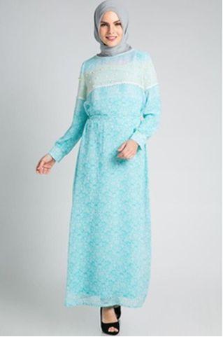 Model Baju Dress Muslim Paling Populer untuk Wanita Dewasa