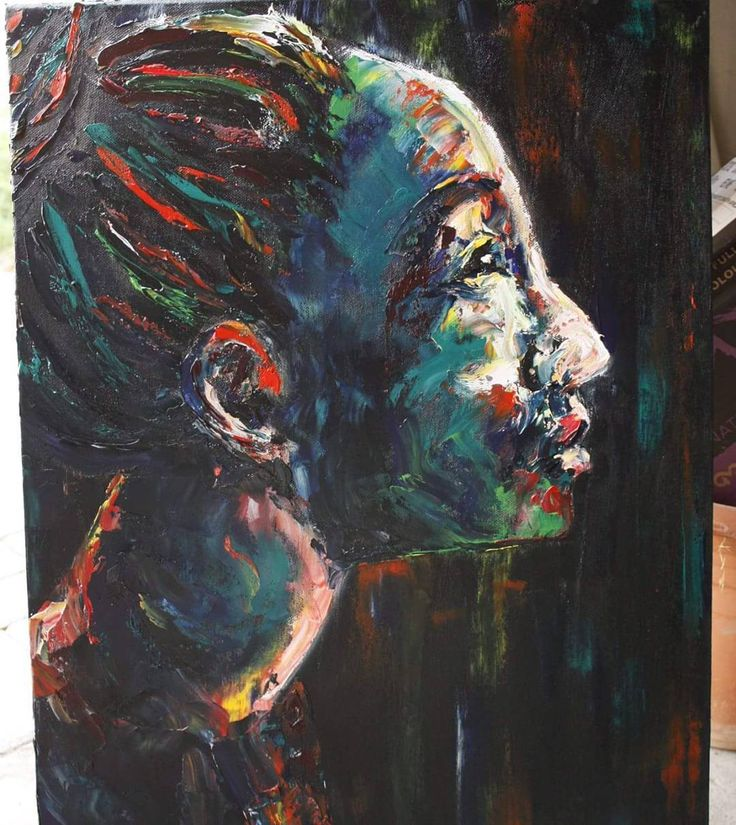 "8 Likes, 1 Comments - Carina Turck-Clark (@thouartuseful) on Instagram: ""'Rise African child' , an original oil painting by Carina Turck-Clark #texture #colour…"""