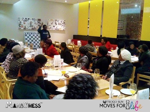 TSMFL : Education and Training – at vital cog in The Program  On Tuesday 28th July 2015 Tsogo Sun Moves for Life regional coordinator Malusi conducted an Education and Training program in Welkom, Free State for local schools' educators. The program  was hosted at Billy G Restaurant in Welkom.
